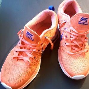 Womens Nike Lunarlon Running Shoes